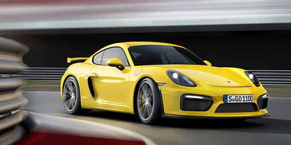 Porsche Cayman GT4: Ein echter Sportwagen [Autokiste]