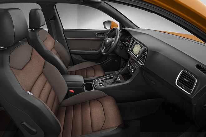 Fotostrecke: Der neue Seat Ateca (Bild 7 von 14) [Autokiste]