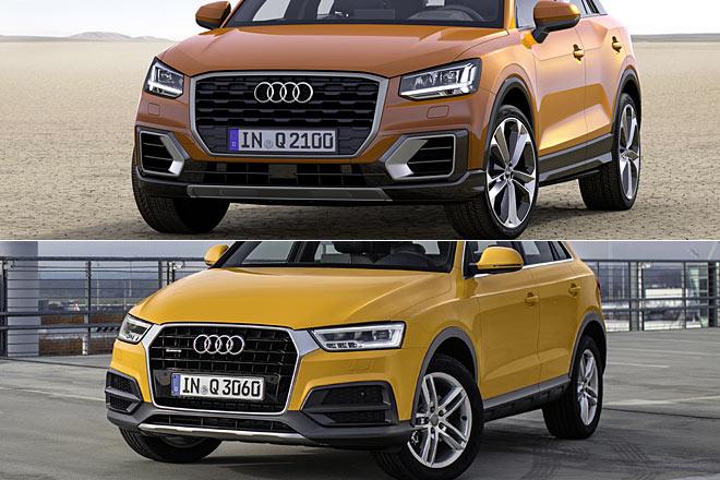 Fotostrecke Der Neue Audi Q2 Bild 17 Von 20 Autokiste