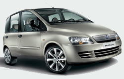Fiat представил обновленные Multip…