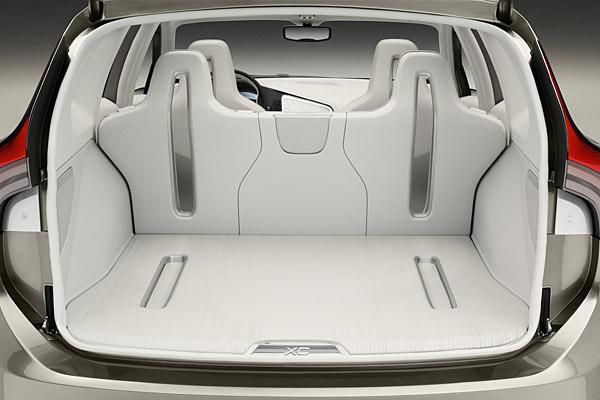 fotostrecke volvo xc60 concept bild 13 von 14 autokiste. Black Bedroom Furniture Sets. Home Design Ideas