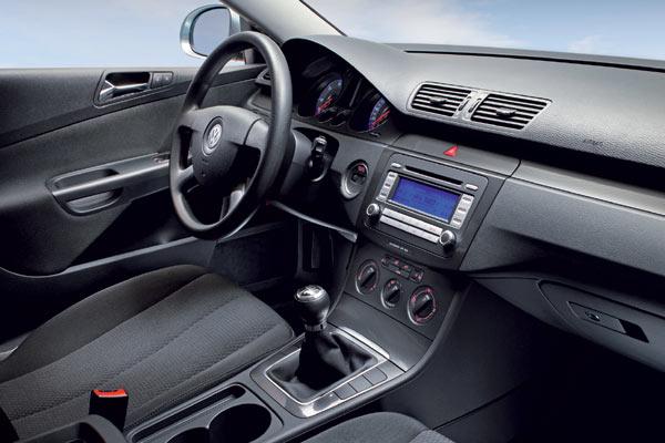 Fotostrecke: Der neue VW Passat BlueMotion (Bild 4 von 6) [Autokiste]