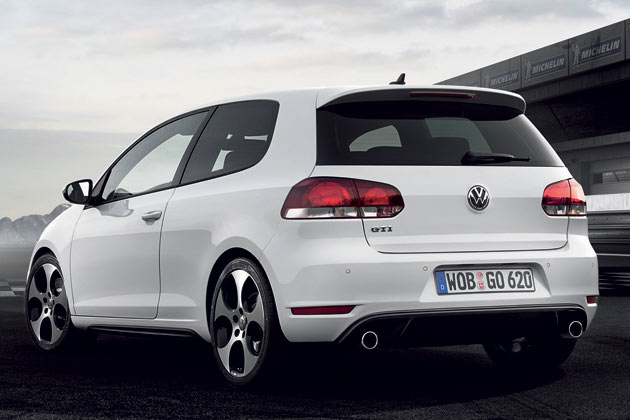 fotostrecke der neue vw golf gti bild 6 von 14 autokiste. Black Bedroom Furniture Sets. Home Design Ideas