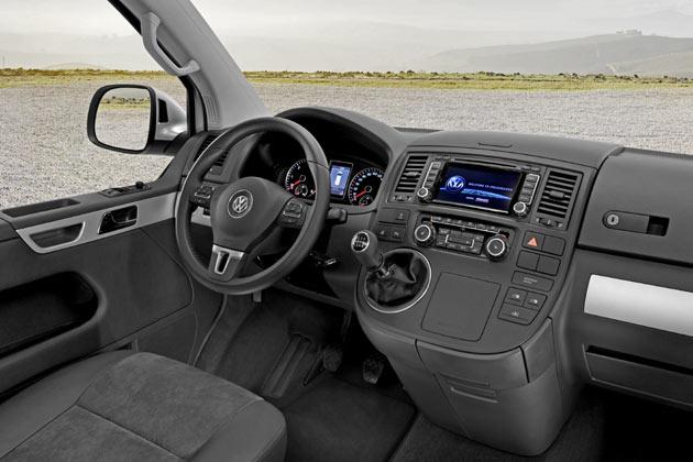Fotostrecke: Modellpflege für den VW T5 (Bild 6 von 10) [Autokiste]