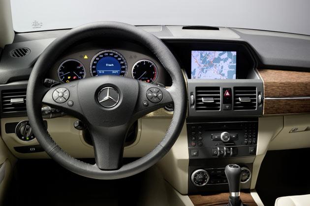 Fotostrecke: Neues von der Mercedes GLK-Klasse (Bild 3 von 3 ...