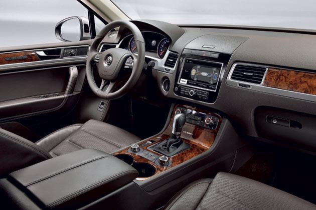 Fotostrecke: Der neue VW Touareg II (Bild 7 von 18) [Autokiste]