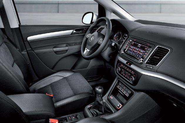 Fotostrecke: Der neue VW Sharan (Bild 8 von 11) [Autokiste]