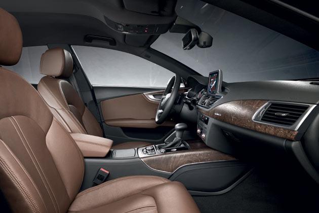 Fotostrecke: Der neue Audi A7 Sportback (Bild 11 von 19) [Autokiste]