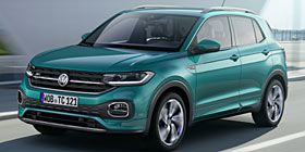 VW T-Cross R-Line