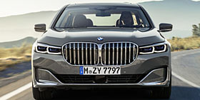 BMW 7er Facelift (G12)