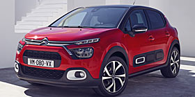 Facelift Citroen C3
